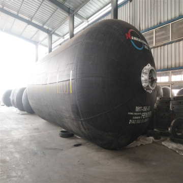 Large Size Pneumatic Rubber Fender Yokohama Fenders