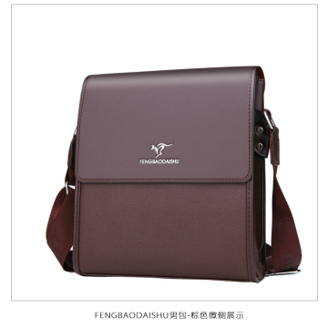 Men's bag business single shoulder messenger bag