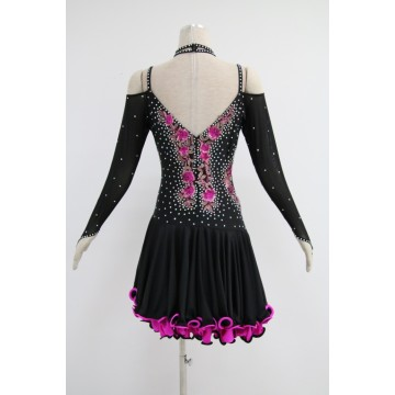 Ladies latin ballroom dresses