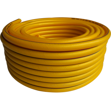 High pressure PVC spray hose for industry