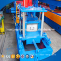 Automatic cz purlin aluminium section manufacturing machinery