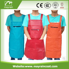 100% PU Material Adult Apron