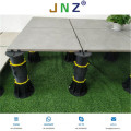 adjustable composite wooden decking support pedestals