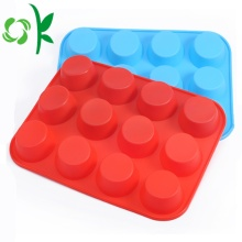 Funny Shape Round Cylinder Silicone Mold for Soap