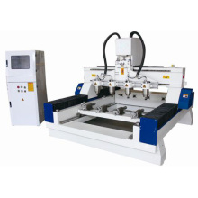 Low Cost for Wood CNC Routers 4 Axis Wood  Carving CNC Router export to Kazakhstan Manufacturers