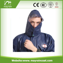 Waterproof Customized Logo Printed Rain Suit