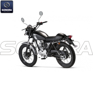 MASH FIFTY 50 cc Noire Euro4 Body Kit Engine Parts Origine Spare Parts