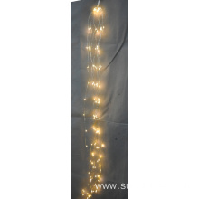 Micro led copper light/waterfall lights/waterfall