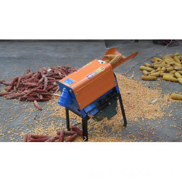 750kg/hr Electronic Corn Kernel Removing Machine