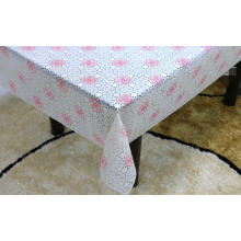 Printed pvc lace tablecloth by roll instructions