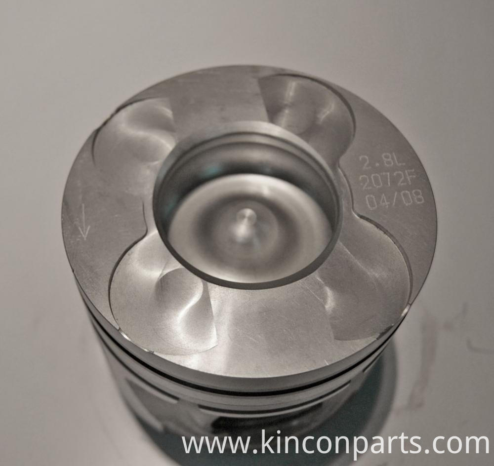 Automotive Engine Piston Parts