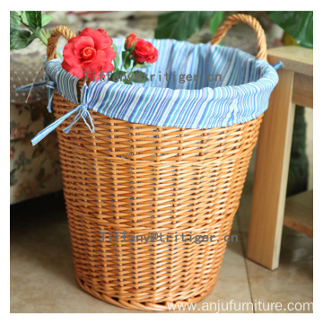 Perfect Countryside Design laundry Storage home organizer Wicker Baskets