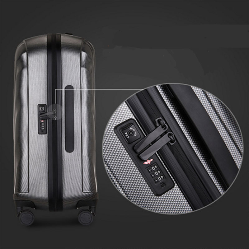 Zipper luggage