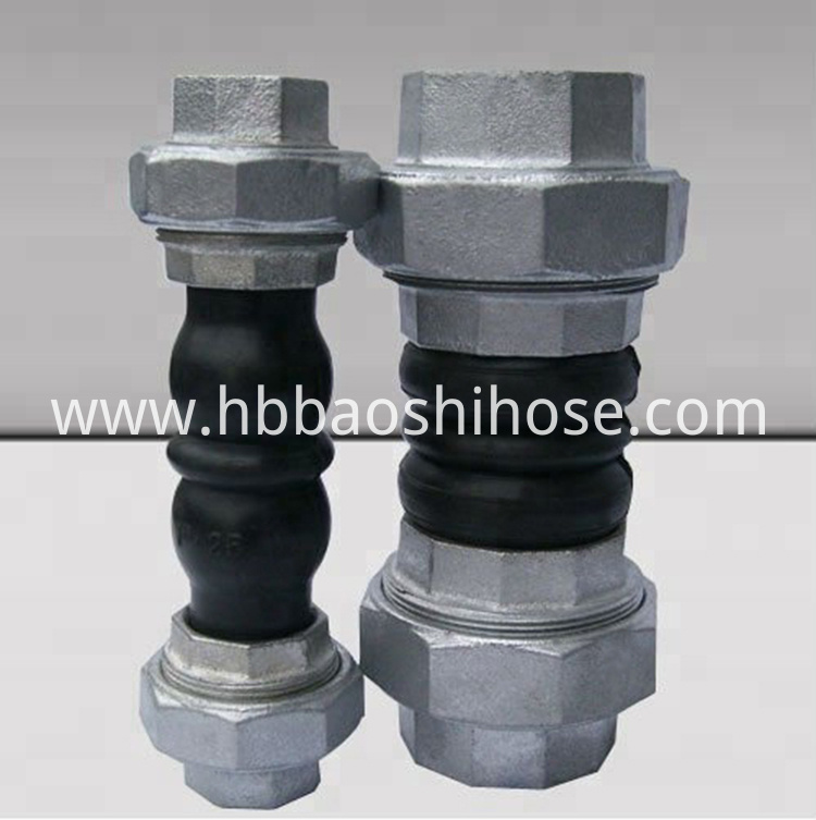 Reinforced Flexible Rubber Coupling