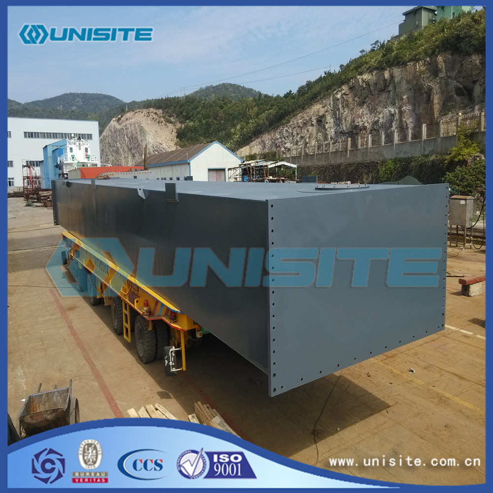 Offshore Steel Floating Platform For Sale
