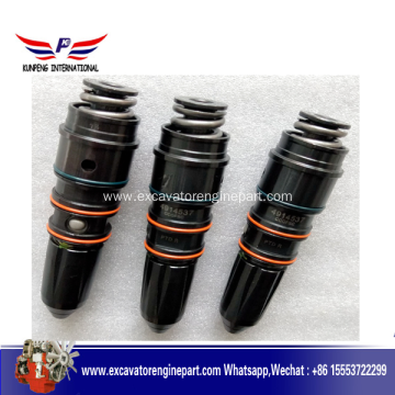 Good Quality for China Cummins Engine Part,Cummins Nt855 Engine Part,Fuel Injector Pump Manufacturer Wholesale Cummins Engine  Parts Fuel Injector 4914537 supply to Ireland Factory