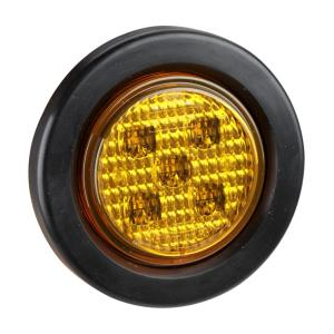 "2.5"" Round Truck Trailer Marker Lamps"