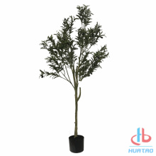 Fire Resistant Artificial Olive tree