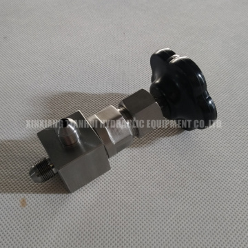 Stainless Steel Aviation Valve Manual Stop Valve YSF-6A