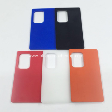 CNC Machining Color POM Plastic Parts