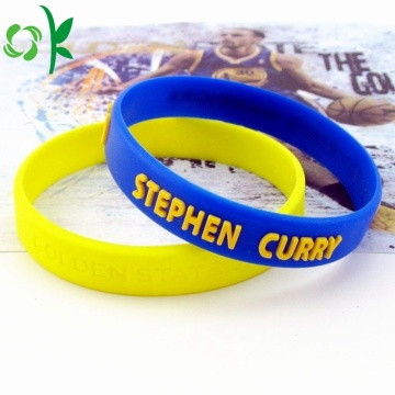 Best Quality Made Siliconne Bracelet Wouderful Color
