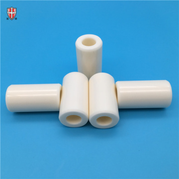 insulating precise Al2O3 alumina ceramic sleeve pipe