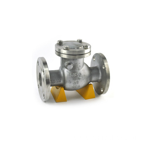 cast steel stainless steel 304 check valve brand made in China for wholesale