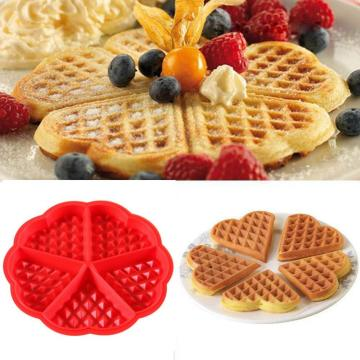 Waffle Silicone Mold Chocolate Candy Baking Mould
