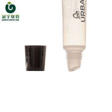 cosmetic plastic tube for lipstick packaging