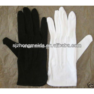 Bridal White 100% Cotton Girl's Gloves