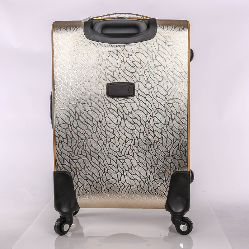 competitive PU luggage