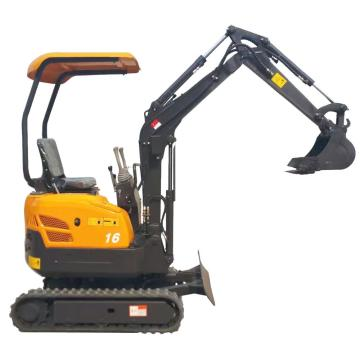 Cheap 1.6 ton mini excavator for Australia