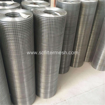 1/4'' 3/8'' Stainless Steel Welded Wire Mesh Rolls