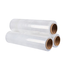 Super clear stretch film wrap roll