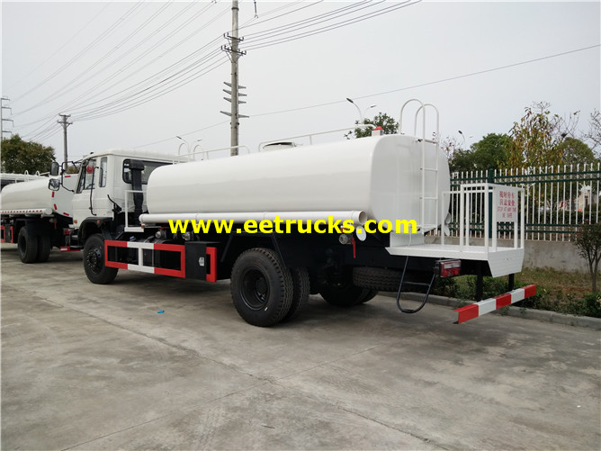 12000L Water Sprinkling Tanker Vehicles