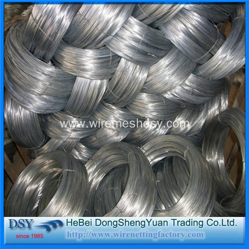 Galvanized Steel Wire Iron Wire