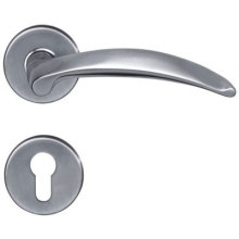 Polished Stainless Steel Hotel Door Handle