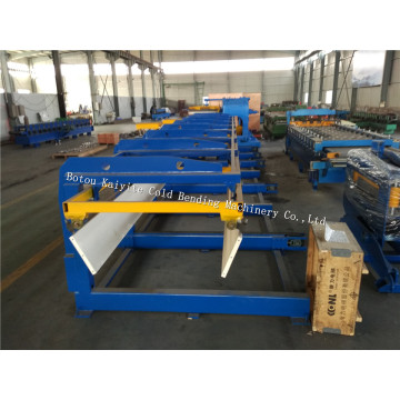 12 Meters Automatic Roof Sheet Stacker