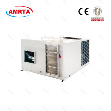 Restaurant Central Air Conditioner with Hot Water Coil