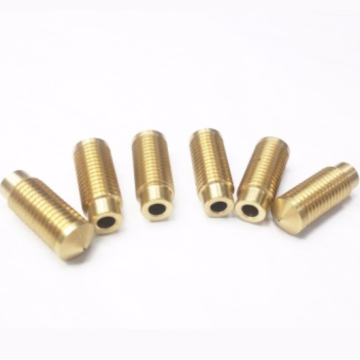 Professional custom high quality Brass Cnc parts