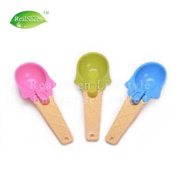 New Design Colourful Plastic Ice Cream Scoop