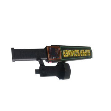 Miniature metal detector for security