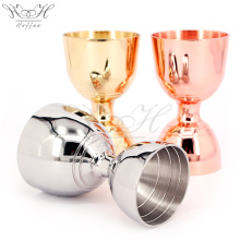 Best Quality for Double Jigger 1OZ/2OZ Stainless Steel Bell Shape Cocktail Jigger export to Spain Supplier