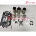 MITSUBISHI K3H rebuild overhaul kit gasket bearing piston