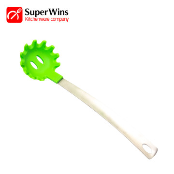 Silicone Kitchen Tools Pasta Spaghetti Server Spoon