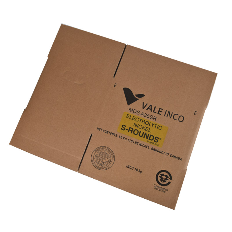 The Three-layer Export Carton