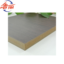 Fast Delivery for Plain Melamine Mdf First-class grade 1220*2440mm melamine MDF board supply to Uzbekistan Supplier
