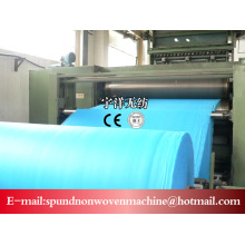 China New Product for Spunbond Nonwoven Line S3200 polypropylene spun-bonded nonwoven machine supply to Grenada Manufacturer