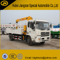 Dongfeng Cargo Crane Truck With XCMG Crane