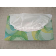 wholesale cheap flat box big pack facial tissue